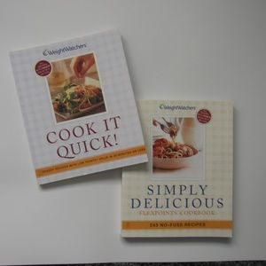 "Other - ""Weight Watchers"" Cookbook Bundle"